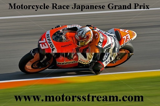 Japanese bike Grand Prix Live