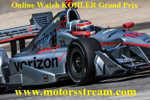KOHLER Grand Prix Live