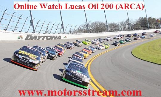 Lucas-Oil-200-ARCA-Live