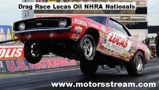 Lucas Oil NHRA Nationals Live