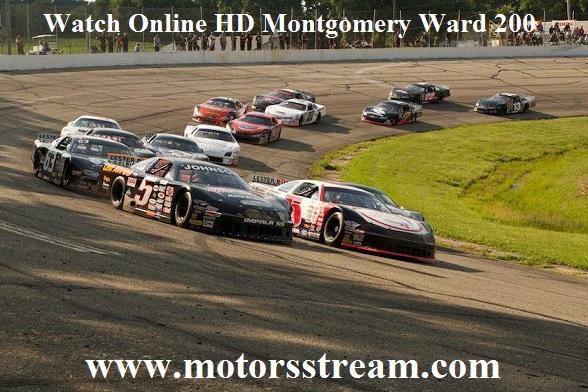 Montgomery Ward 200 Live