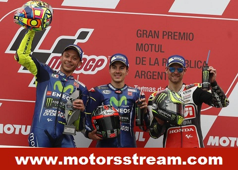 MotoGP Grand Prix of the Americas 2017 Result
