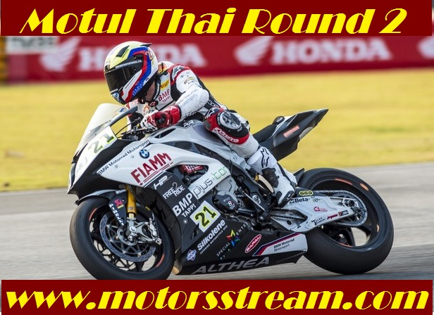 Live Motul Thai Race Round 2 Online streaming