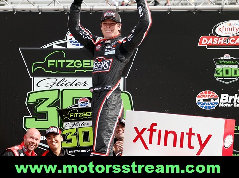 NASCAR Xfinity Series at Bristol 2017 Result