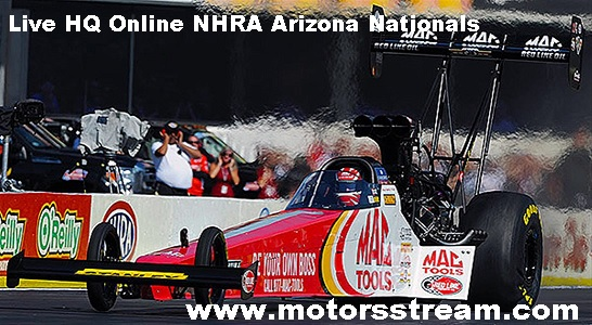 NHRA Arizona Nationals Live