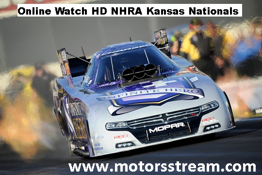 NHRA Kansas Nationals Live
