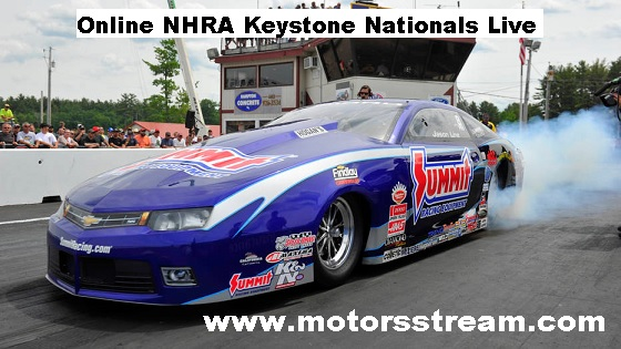 NHRA Keystone Nationals Live