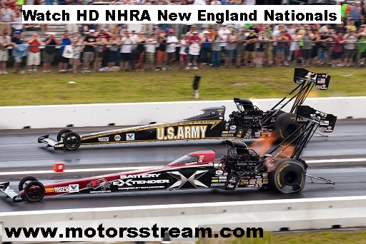 NHRA New England Nationals Live