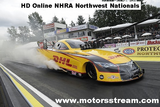 NHRA Northwest Nationals Live