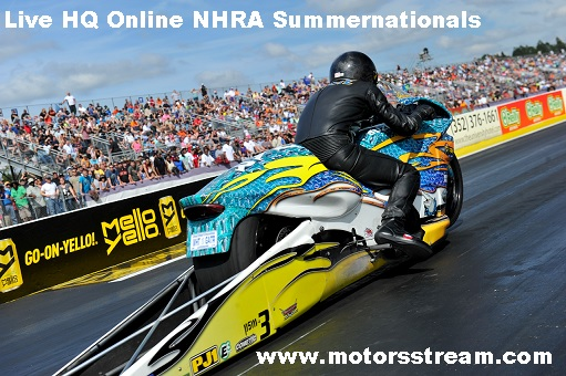 NHRA Summernationals Live