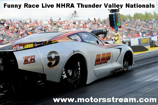 NHRA Thunder Valley Nationals Live