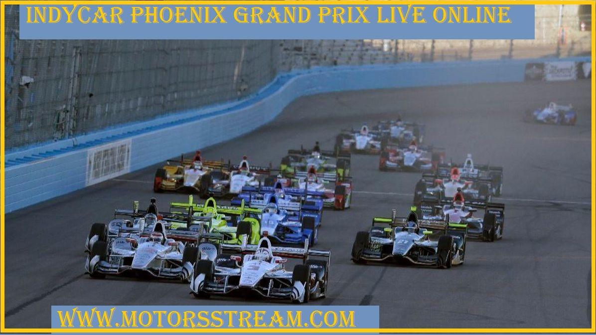 verizona Phoenix GP