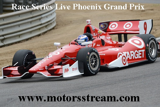 Phoenix Grand Prix IndyCar Live