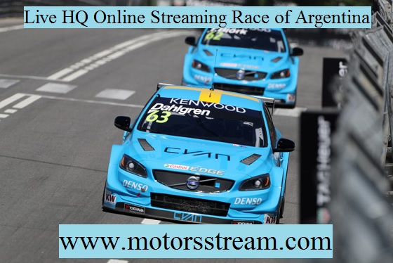 Race of Argentina Live