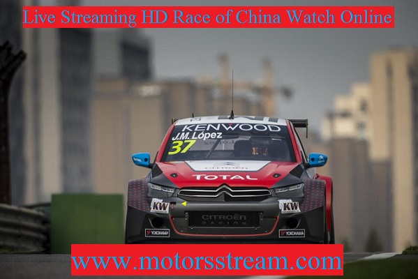 Race of China Live