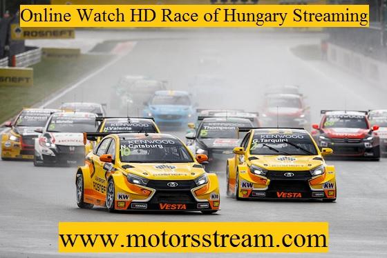 Race of Hungary Live