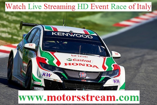Race of Italy Live