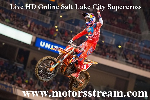 salt lake city supercross Live