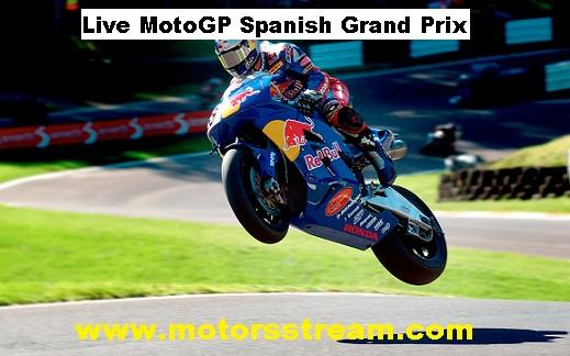 Spanish Grand Prix Live