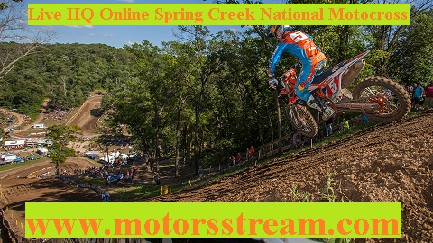 Spring Creek National Live