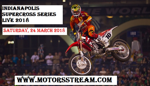 supercross Indianapolis