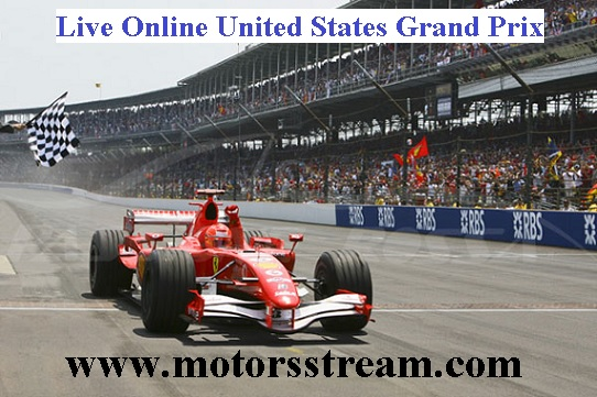 United States F1 Grand Prix Live