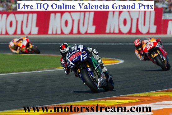 Valencia Bike Grand Prix Live
