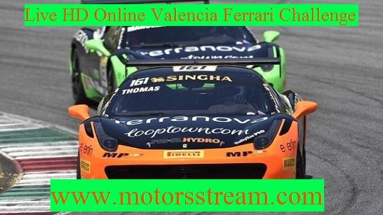 VALENCIA Ferrari Challenge Live