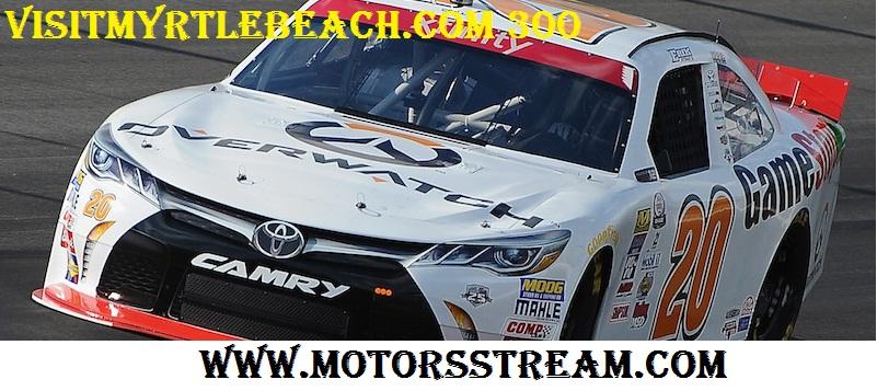 Live VisitMyrtleBeach.com 300 Online Broadcast