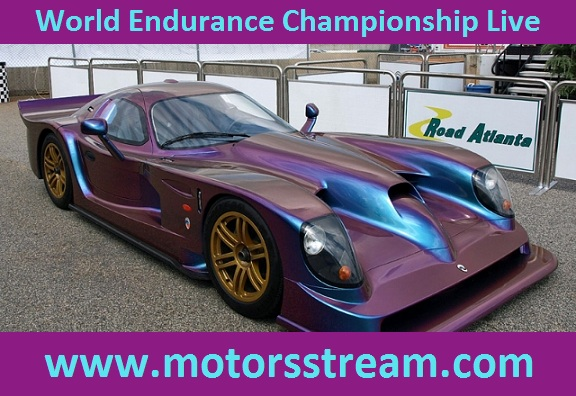 World Endurance Championship Live