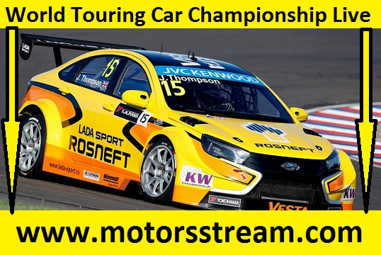 World Touring Car Championship Live