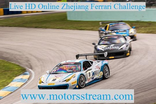 Zhejiang Ferrari Challenge Live