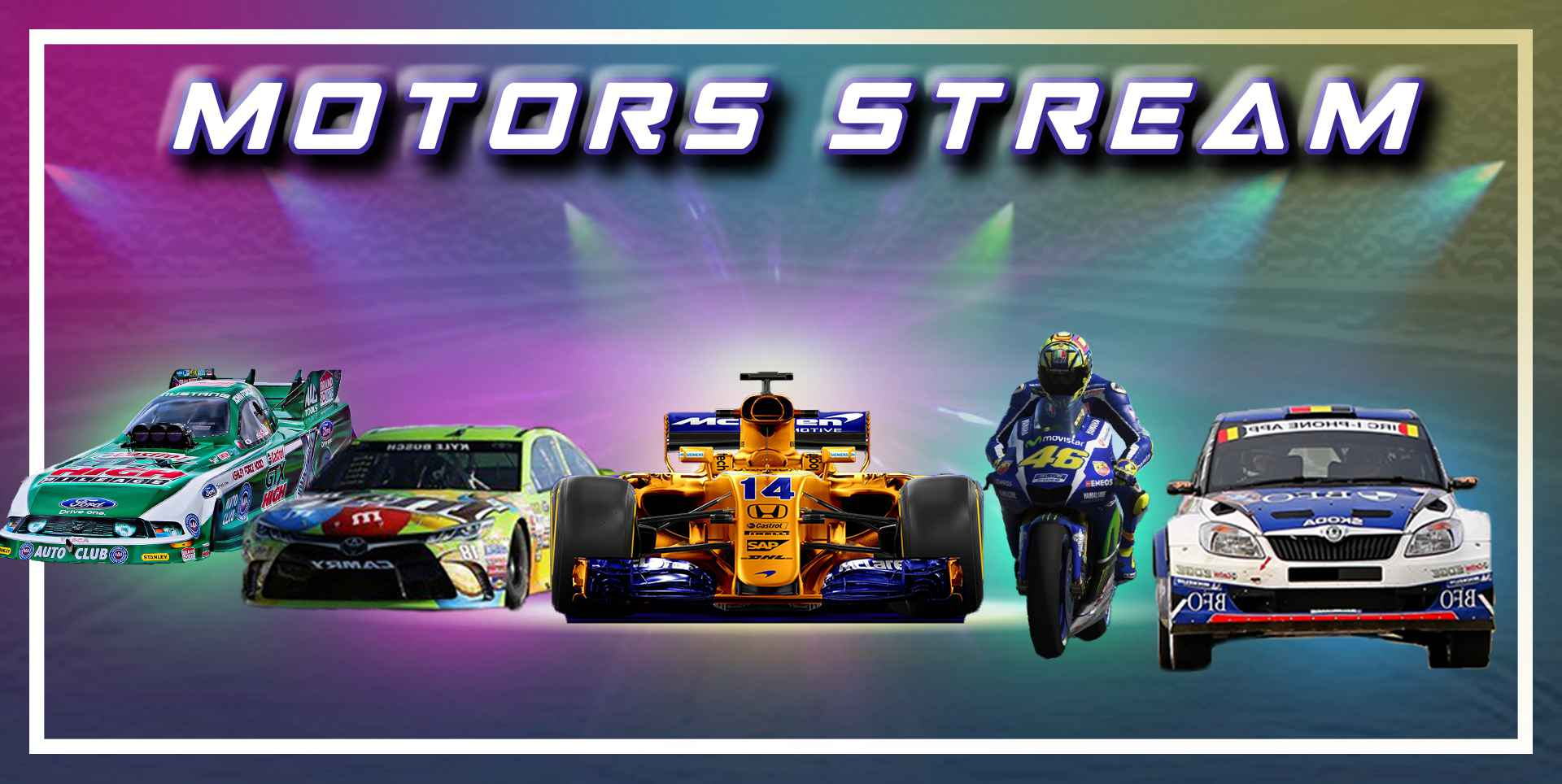 NASCAR Cup 2019 OReilly Auto Parts 500 at Texas Live Stream