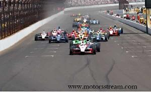 Indianapolis 500 Race Live