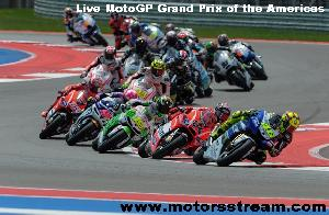 Live Grand Prix of the Americas Streaming