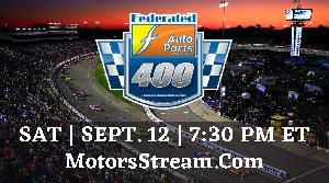 Live NASCAR Federated Auto Parts 400
