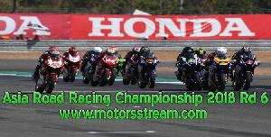 Live stream Asia Road Racing Rd 6