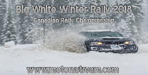 Live stream Big White Winter Rally 2018