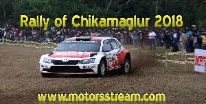 Live stream Rally of Chikamaglur 2018