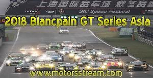 Live streaming Asian GT Shanghai